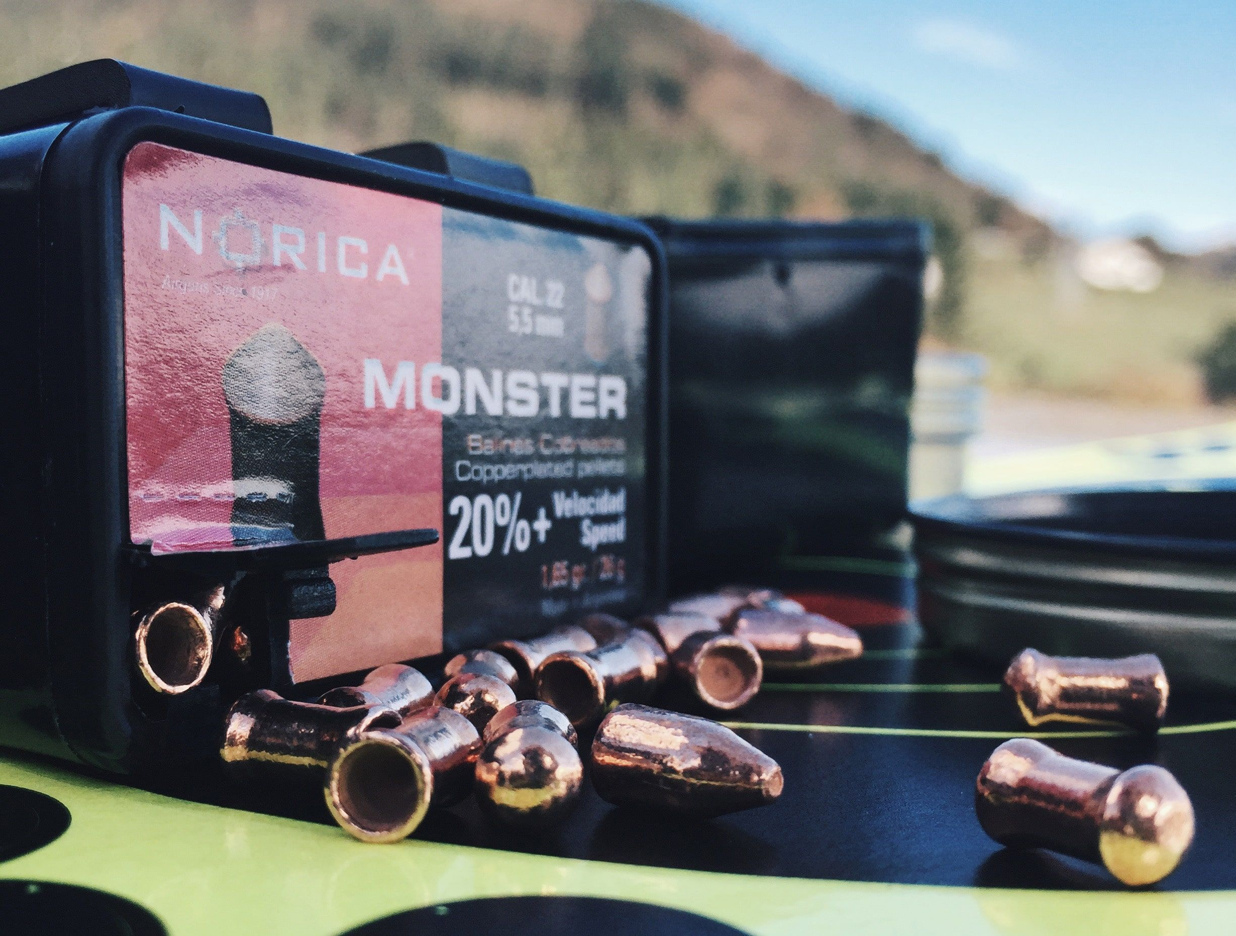 Why are Copper Coated Pellets 20% faster? - Blog | NoricaAirguns com