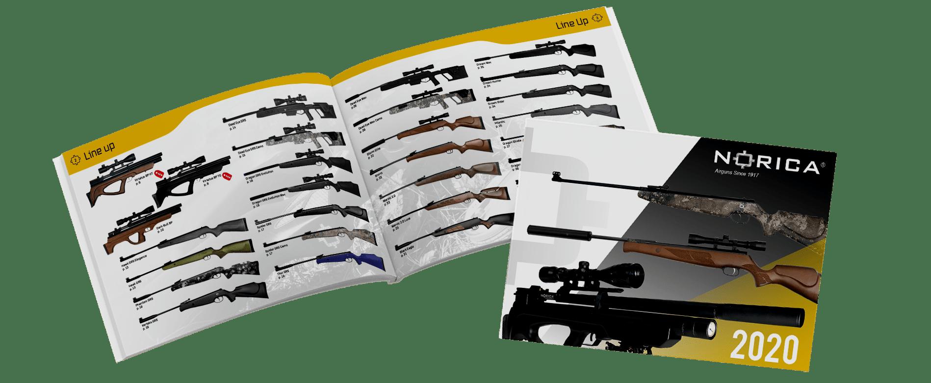 Catálogo Norica 2020