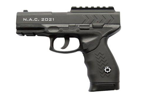 Pistola CO2 NAC 2021